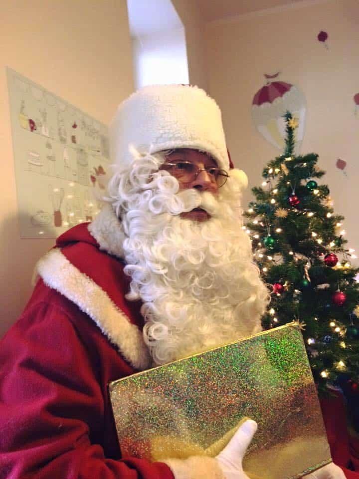 Hohoho … der Nikolaus kommt!