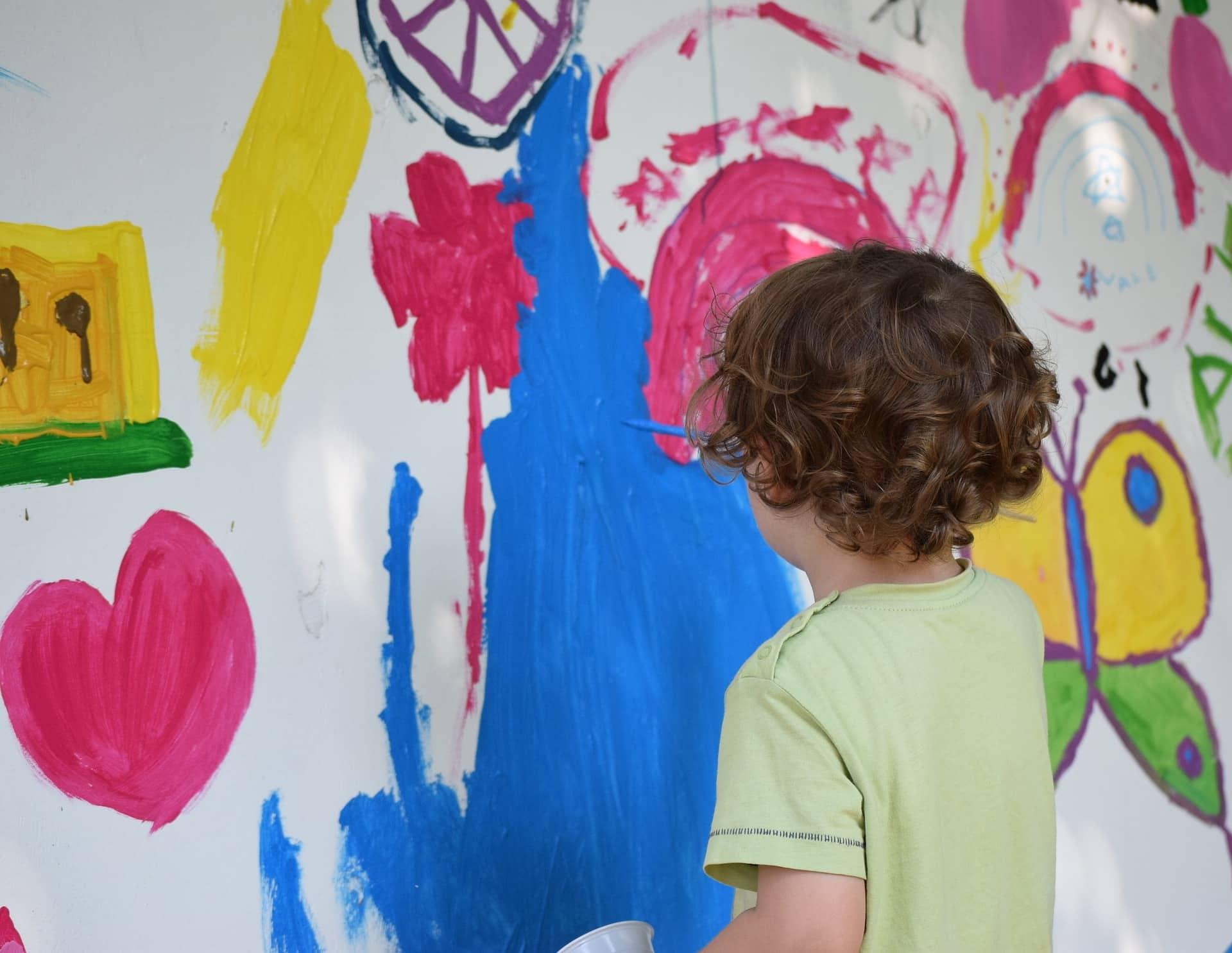 Die kleinen Künstler